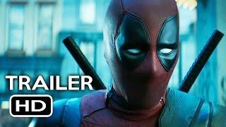 Video Deadpool 2 Teaser Trailer #1 (2018) Ryan Reynolds Marvel Movie HD MP3, 3GP, MP4, WEBM, AVI, FLV Mei 2017