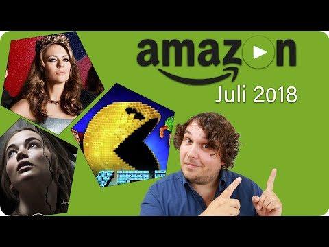 Neu auf Amazon Prime Video im Juli 2018