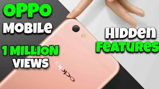 Video OPPO Mobiles Hidden & Secret Features MP3, 3GP, MP4, WEBM, AVI, FLV November 2017