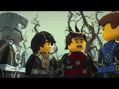 LEGO NINJAGO Season 5 - Episode 48: The Temple on Haunted Hill