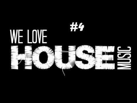 We Love House #4 // Bringing The Madness 3.0 Special-Mix // By Lennart
