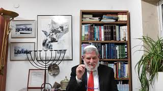 דרשת שבת הגדול מפי הרב גיסר(2 סרטונים)