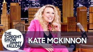 Kate McKinnon Breaks Down Her Rudy Giuliani Impression