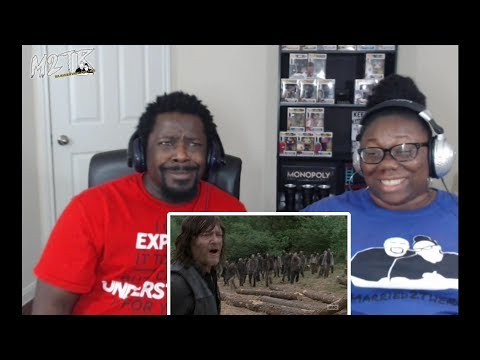 The Walking Dead 9x2 REACTION/DISCUSSION {The Bridge}