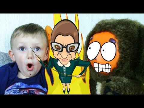 УЧИЛКА ВЫЗВАЛА РОДИТЕЛЕЙ В ШКОЛУ! ЧЕБУРЕЧНЫЕ ИСТОРИИ #7 Новая серия Для Детей Новое Видео For Kids (видео)