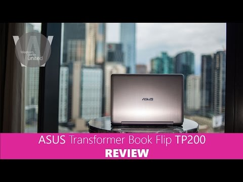 , title : 'ASUS Transformer Book Flip TP200 2 in 1 REVIEW'