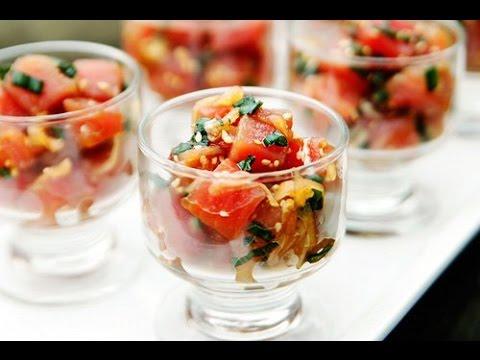 Muốn eo thon là phải có salad cá hồi thơm ngon