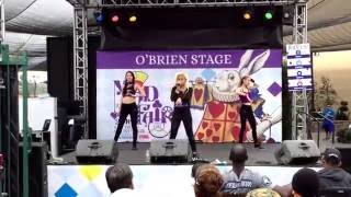 SAIKA 彩華 Performs @ San Diego County Fair 2016