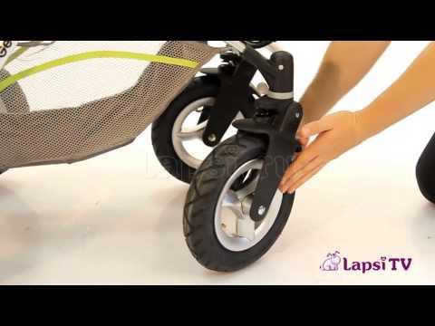 Прогулочная коляска Geoby C780 - WGJC