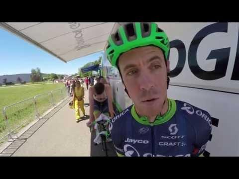 Tour de France 2016: Orica BikeExchange   Stage 16   Team Day