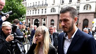 """Charlie Gard's parents, Chris Gard and Connie Yates, have ended their legal fight to bring their terminally ill infant son to the U.S. for experimental treatment. They say little Charlie has run out of time. Jane Ferguson joins CBSN from London with more details.Subscribe to the """"CBSN"""" Channel HERE: http://bit.ly/1Re2MgSWatch """"CBSN"""" live HERE: http://cbsn.ws/1PlLpZ7Follow """"CBSN"""" on Instagram HERE: http://bit.ly/1PO0dkxLike """"CBSN"""" on Facebook HERE: http://on.fb.me/1o3Deb4Follow """"CBSN"""" on Twitter HERE: http://bit.ly/1V4qhIuGet the latest news and best in original reporting from CBS News delivered to your inbox. Subscribe to newsletters HERE: http://cbsn.ws/1RqHw7TGet your news on the go! Download CBS News mobile apps HERE: http://cbsn.ws/1Xb1WC8Get new episodes of shows you love across devices the next day, stream local news live, and watch full seasons of CBS fan favorites anytime, anywhere with CBS All Access. Try it free! http://bit.ly/1OQA29B---CBSN is the first digital streaming news network that will allow Internet-connected consumers to watch live, anchored news coverage on their connected TV and other devices. At launch, the network is available 24/7 and makes all of the resources of CBS News available directly on digital platforms with live, anchored coverage 15 hours each weekday. CBSN. Always On."""
