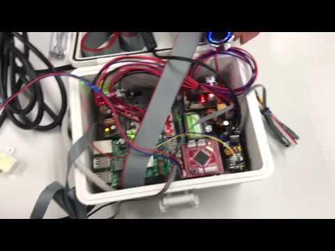 포디믹스 LED제어융합제어