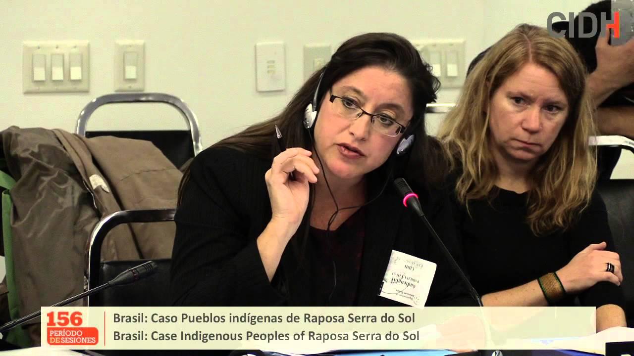 Caso 12.781 - Pueblos indígenas de Raposa Serra do Sol, (Ingaricó, Macuxi, Patamona, Taurepang e Wapichana), Brasil (FONDO)