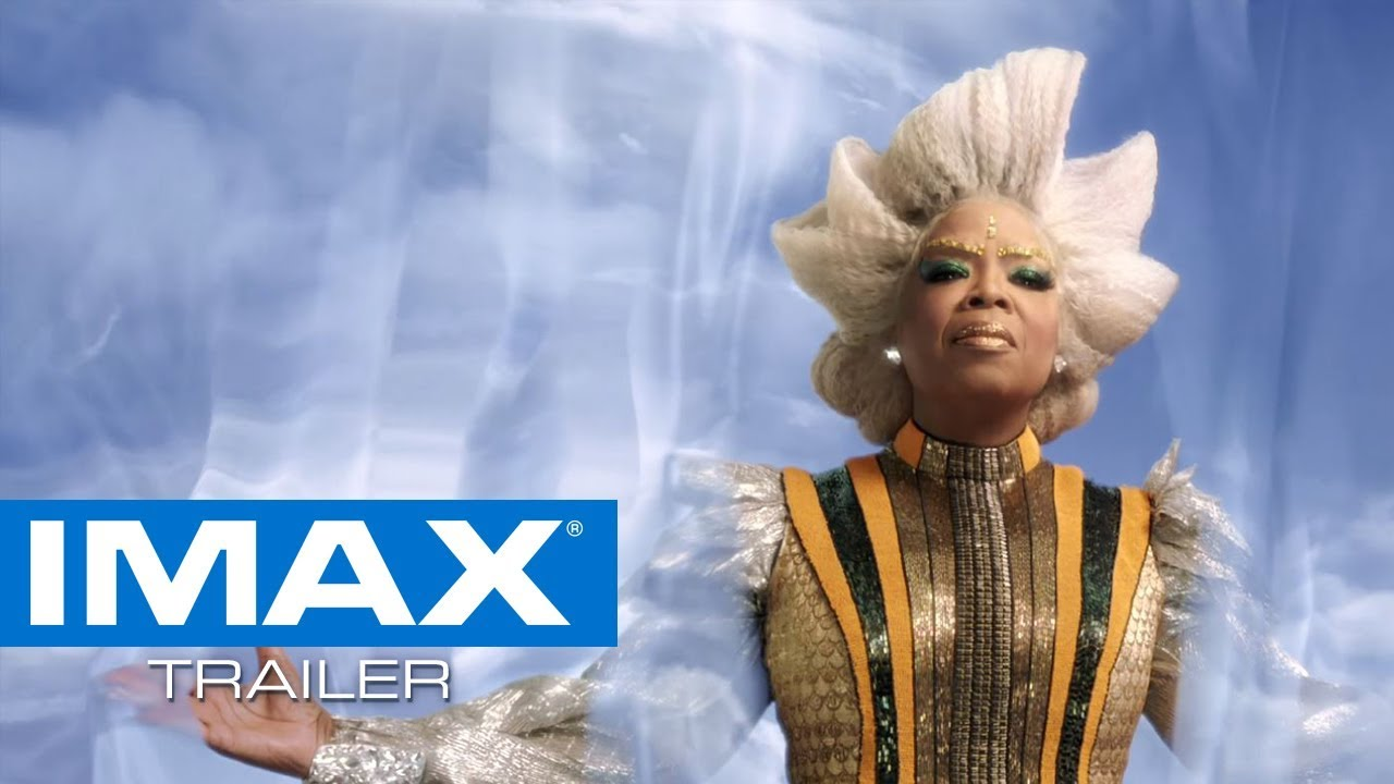 The only way to defeat the darkness is to become the light in Ava DuVernay Disney's Sci-Fi Fantasy 'A Wrinkle in Time' (IMAX® Trailer) with All-Star Ensemble Cast