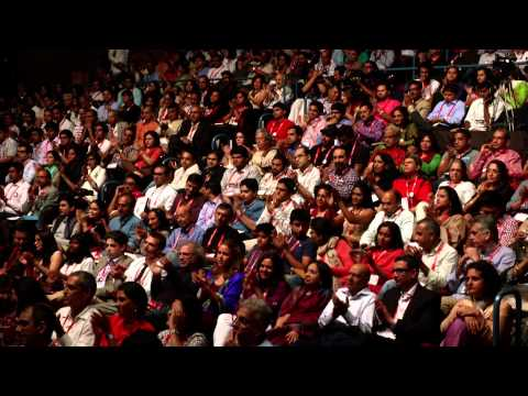 What 151 days around the globe by boat taught me: Lt. Cdr. Abhilash Tomy at TEDxGateway 2013