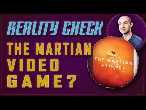 Martian - Reality Check returns with a new look and a new type of episode. This week Cam investigates whether or not hit sci-fi survival adventure The Martian should be a video game. Visit all of our...
