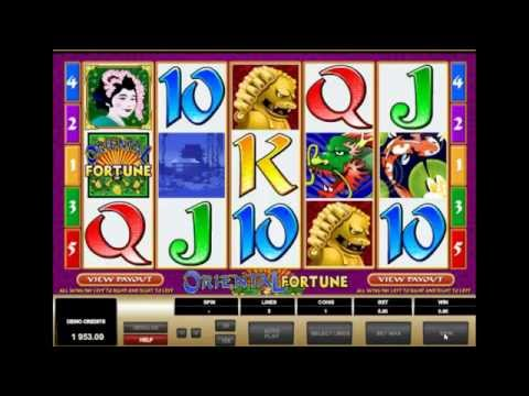 Oriental Fortune™ by Microgaming™