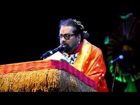 Alvas Virasat-2019- singer Hariharan felicitated