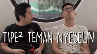 Video 9 TIPE TEMEN NYEBELIN MP3, 3GP, MP4, WEBM, AVI, FLV Desember 2018