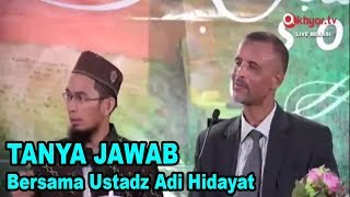 Video FULL | TANYA JAWAB Bersama Ustadz Adi Hidayat LC. MA MP3, 3GP, MP4, WEBM, AVI, FLV Juli 2019