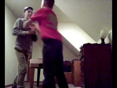 Most fake fight ever