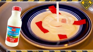 Video Can You Fix a Plate With Milk? (Debunking Viral Videos) MP3, 3GP, MP4, WEBM, AVI, FLV Juli 2019