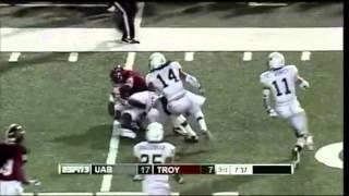 Corey Robinson vs UAB (2013)