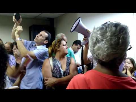 SASERJ na Assembleia dos Profissionais de Saúde do Estado do Rio de Janeiro 06.03.17