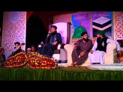 Video Hafiz Tahir qadri sahab and Hafiz ahsan qadri live mehfil e naat from laandhi Karachi 9th april 2017 download in MP3, 3GP, MP4, WEBM, AVI, FLV January 2017