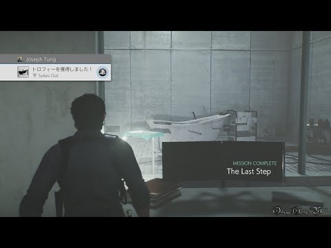【PS4】The Evil Within 2 - #19 Ch13-1 The Last Step(Survival No Damage 100% Collectibles)