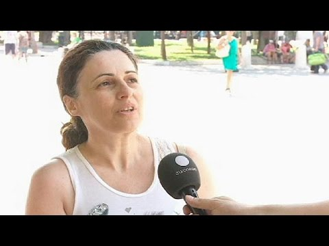 grecia: le reazioni dei cittadini alle dimissioni di tsipras!