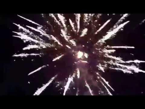 Augusztus 20-i tűzijáték Sátoraljaújhelyen