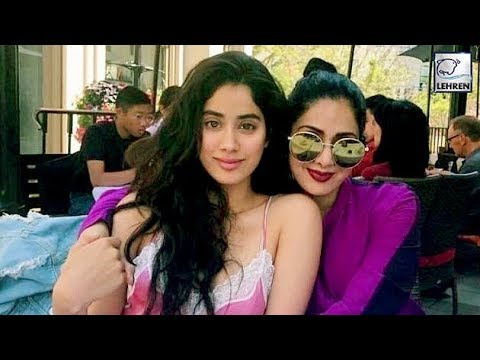 Sridevi Didn't Wanted Daughter Janhvi Kapoor To Be