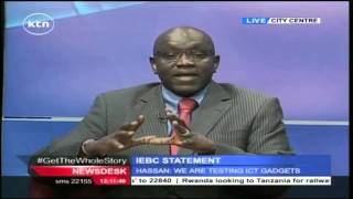 IEBC Ends The Silence As Pressure Mounts For Its Commissioners To Vacate Office