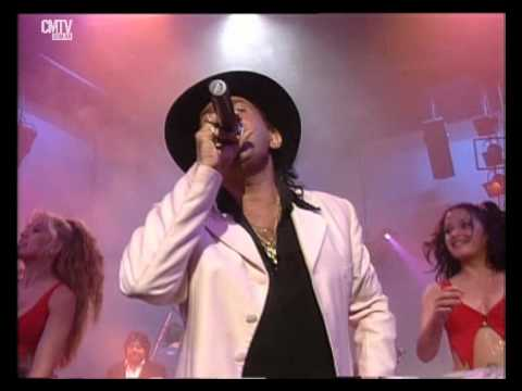 Antonio Rios video Viento dile - CM Vivo 2001
