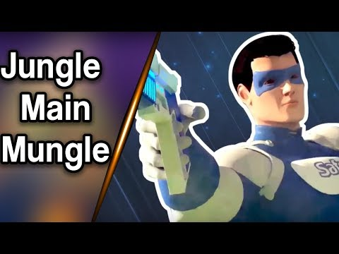 Commander Safeguard Jungle Main Mungle New Episode - Cartoons Central