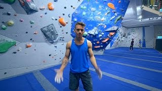 The Old Man Is Back!! by Eric Karlsson Bouldering