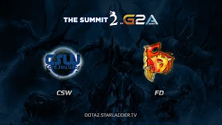 FD vs CSW, game 1