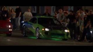 Nonton The Fast And The Furious - Ja Rule