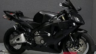 8. 2006  HONDA  CBR600RR - National Powersports Distributors