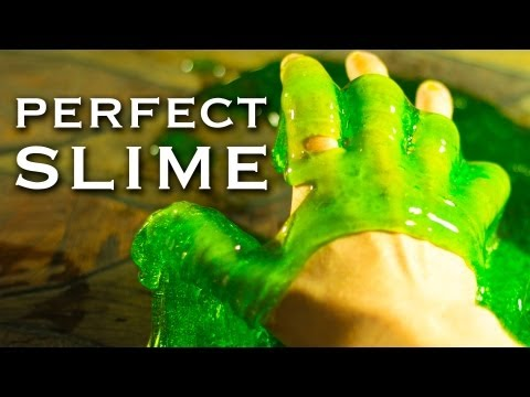 How To Make Awesome Green Slime