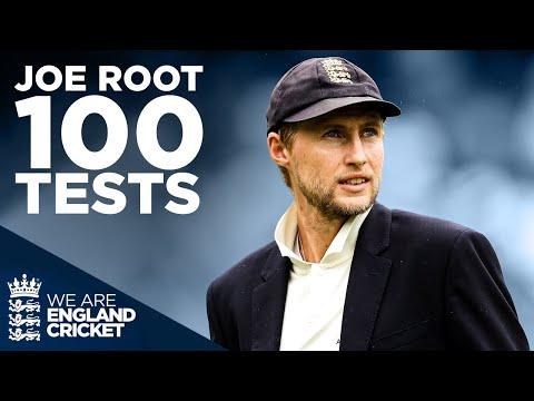 Joe Root's Outstanding 100th Test Milestone | England Cricket