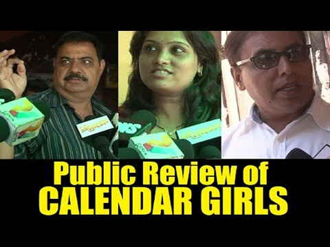 Calendar Girls (2015) Full Movie - PUBLIC REVIEW