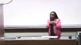 Prof. Farah Jasmine Griffin (