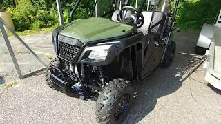 10. Honda Pioneer 500 or CFMOTO zforce or cub cadet challenger #UTV