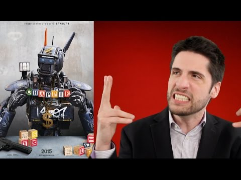 Chappie movie review
