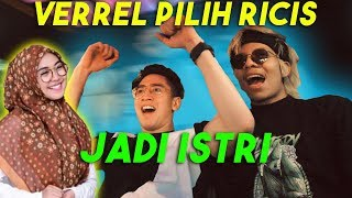 Video VERREL Pilih RICIS Jadi ISTRI! ATTA MARAH??! MP3, 3GP, MP4, WEBM, AVI, FLV Juni 2019