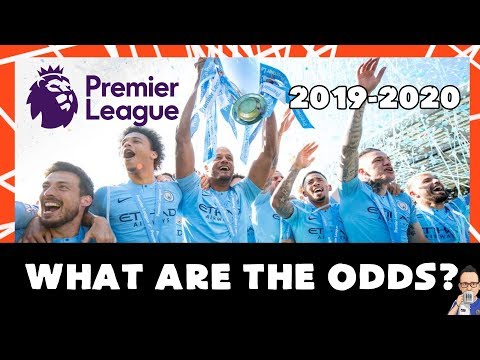 2019-20 PREMIER LEAGUE ODDS
