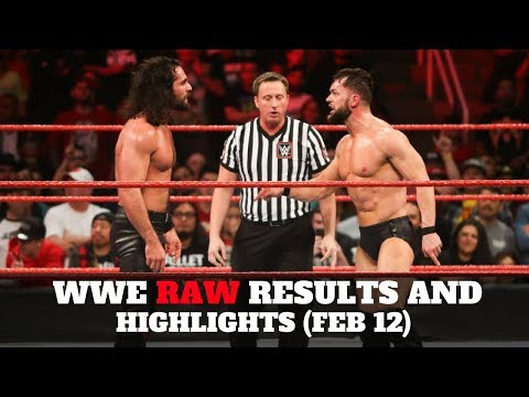 WWE Raw 12 Feb  2018 Results and Highlights | Double winner In The Main Event? | Sportskeeda Hindi