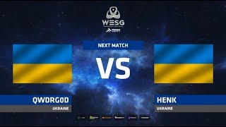 Qwdrg0d vs Henk, game 1